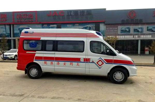 内江v80救护车哪里买