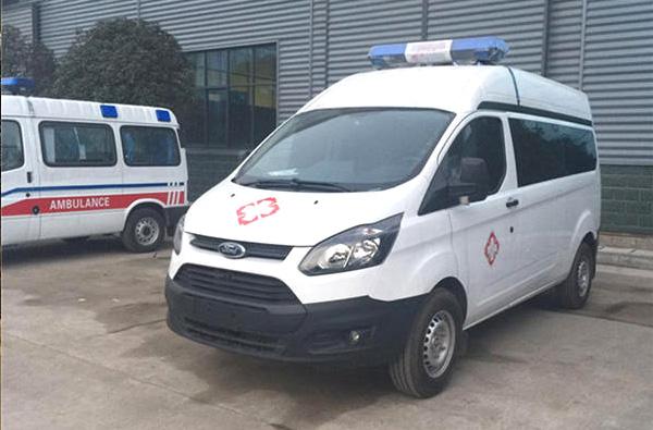 广西新全顺v362救护车专卖