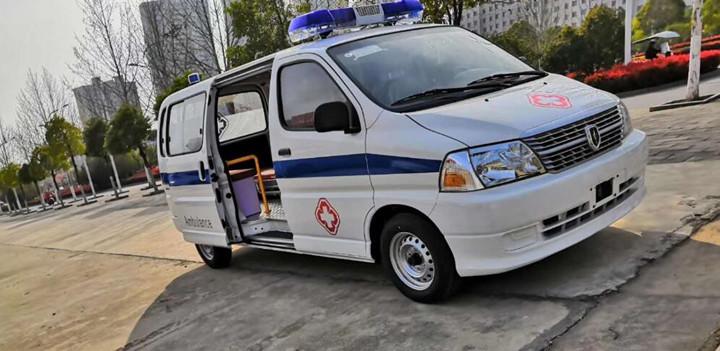 揭阳金杯救护车厂家