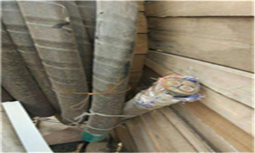 娄底二手铜电缆目前回收多少钱一吨