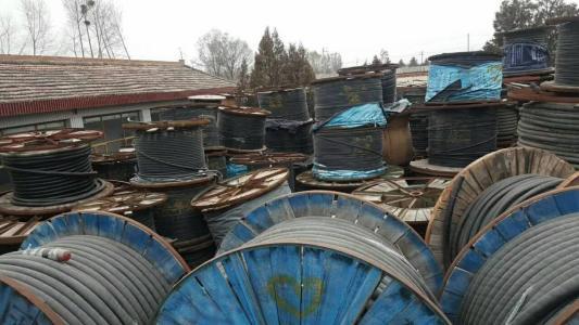 交口废旧铜电缆上门回收量大价高