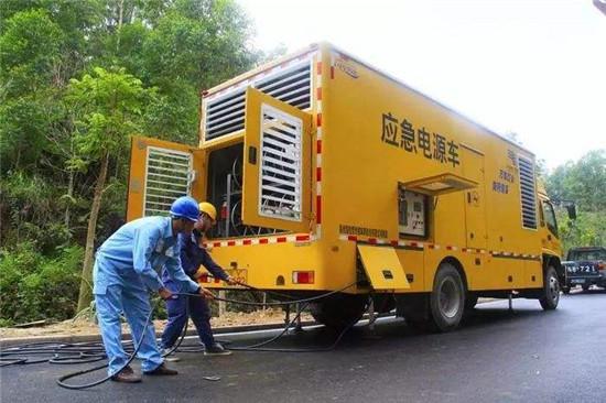 湖北电力检测车生产