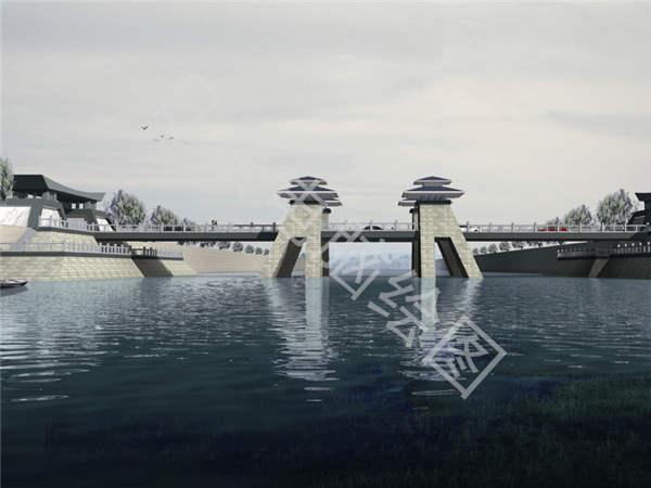 道路桥梁效果图2