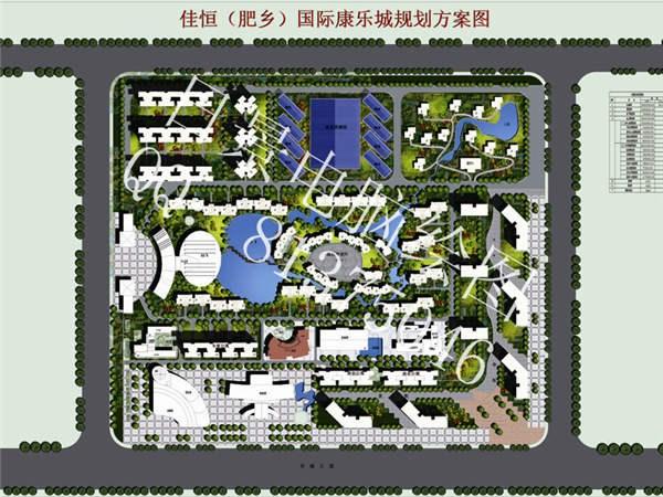 养老院规划图1图片