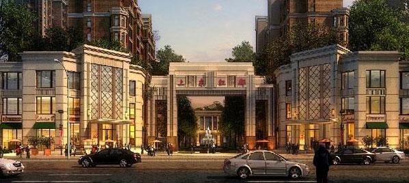 """天华建筑设计院始终坚持""""设计创造价值""""的理念,早已成为诸如万科,中国"""