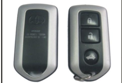 晋城天利电子 08凯美瑞遥控钥匙 > 晋城配车钥匙 晋城原车钥匙 晋城车