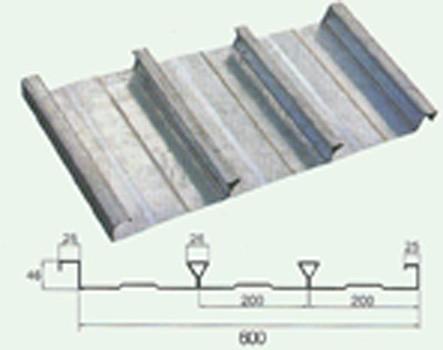承重楼板_承重楼板_山西新中捷彩钢钢结构有限公司