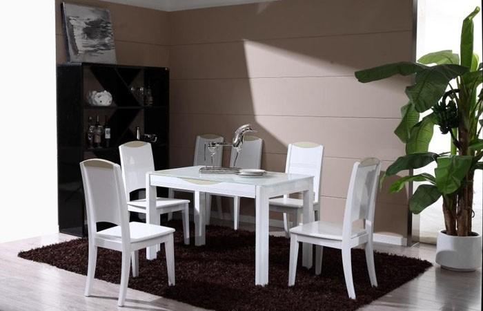 晋中全友家私餐桌椅