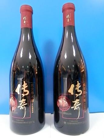 威龙橡木桶干红葡萄酒