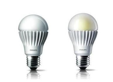 飞利浦led灯泡 高效节能的绿色解决方案高清图片