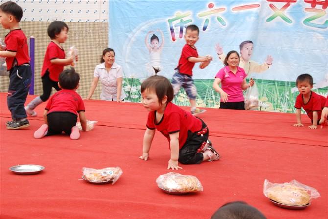 潍坊幼儿园2011年六一儿童节文艺演出