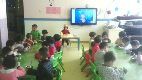 生日分享会_鹤壁市实验幼儿园_鹤壁市公立幼儿园_河南