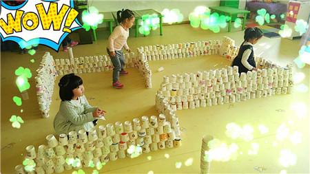 纸杯城堡贵州到淄博自驾游攻略图片