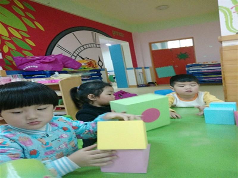 鹤壁市实验幼儿园 有趣的积木活动 > 鹤壁市实验幼儿园