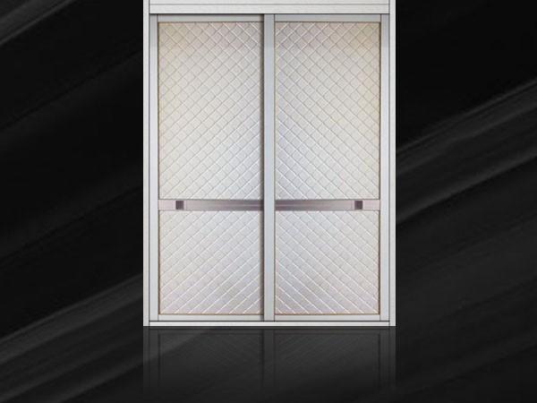 5扇欧式整体衣柜门效果图