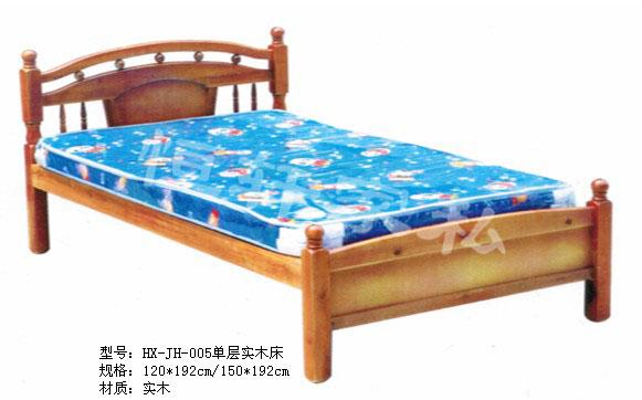 床结构名称
