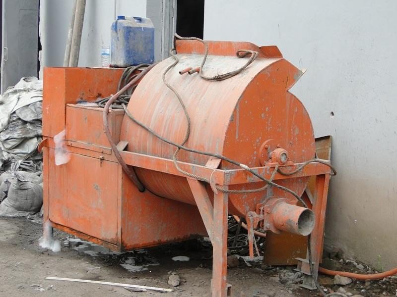 泡沫混泥土板搅拌机