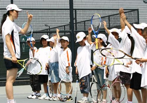 网球培训_网球培训班第五讲最新动态温州大学素质拓展