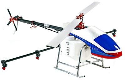 农业植保无人机遥控直升机