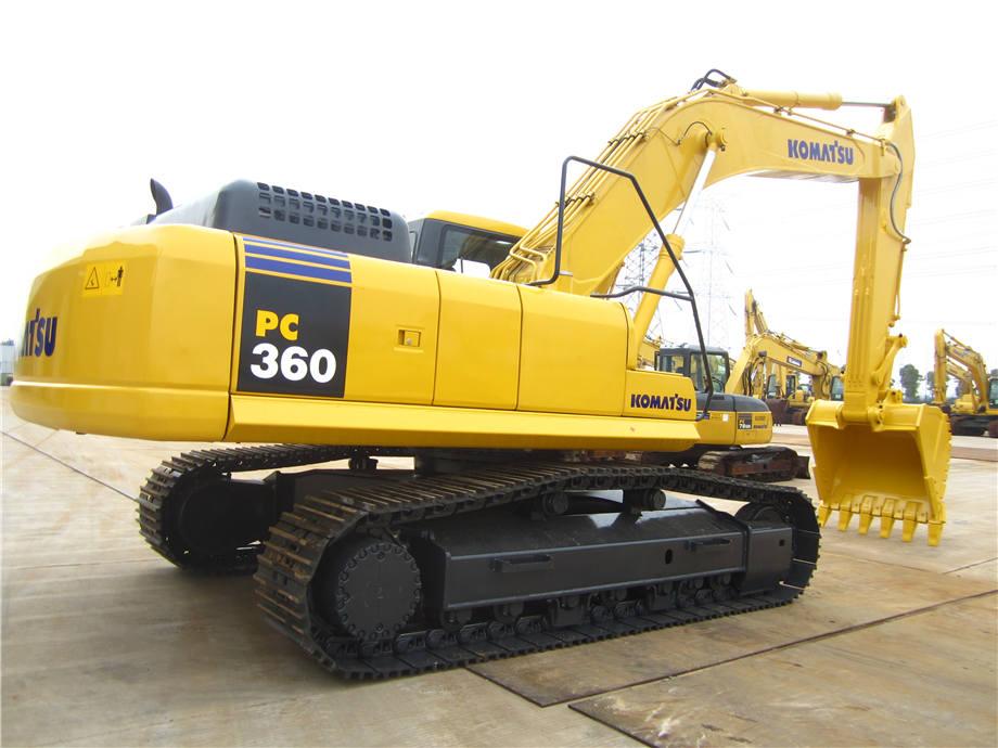出租小松挖掘机(pc360-7)