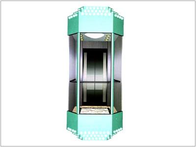 观光电梯 大竹电梯工程 大竹电梯维修 大竹电梯安装 达州市台菱电梯图片