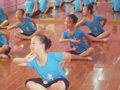 2013年小明星舞蹈考级