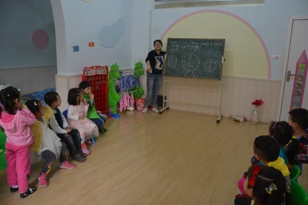 幼儿风采_达州幼儿园_达州未来星幼儿园