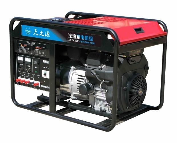 本田10kw双缸汽油发电机
