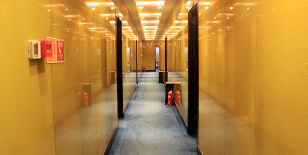 足疗店走廊装修设计