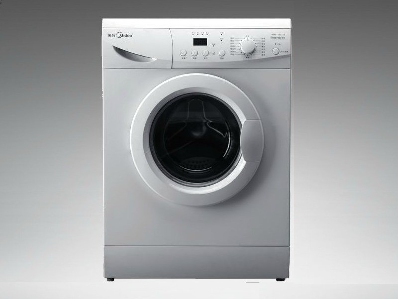 滚筒简尚系列洗衣机_美的