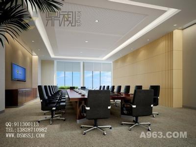 智能视频会议室图片