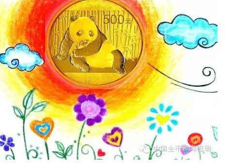 活动】金色梦想——儿童绘画作品征集启事_青海金币