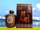 封坛青稞原浆酒53度5斤