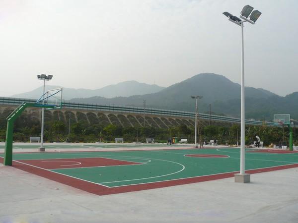 篮球场_青海体育器材_青海健身器材