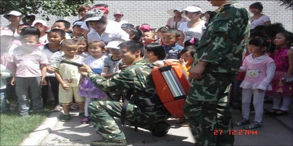 小天使幼儿园社会实践活动