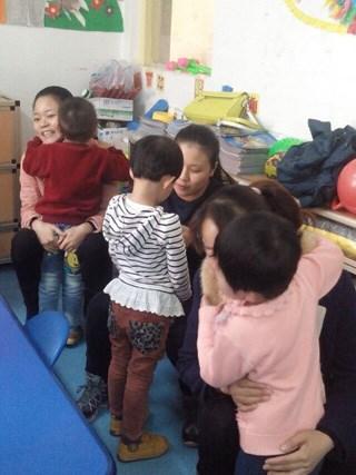 感恩节的活动_西宁幼儿园
