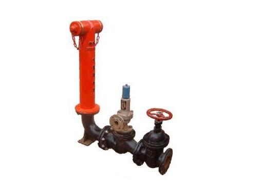 地上式消防水泵接合器图片