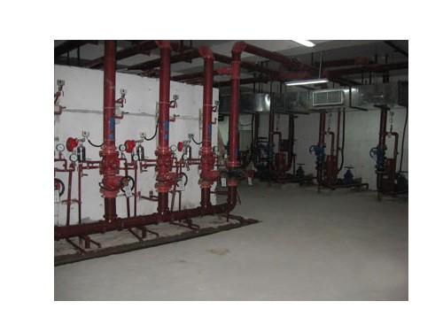 充装 气体灭火系统 消火栓 消火栓箱 消防水带 水枪 接口 消防水泵接