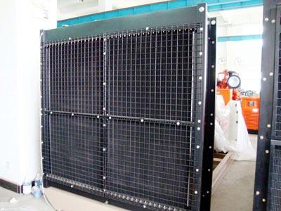设备配套的散热器 发电机水箱