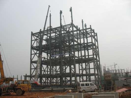 四川佳兴钢结构工程有限公司工程业绩