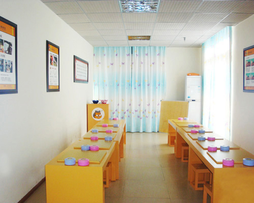 达州围棋培训学校|聂卫平围棋教室图片
